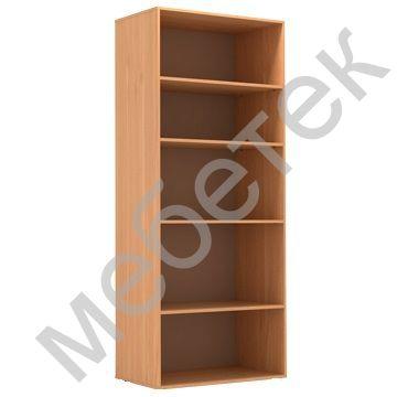 Шкаф для документов широкий открытый