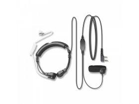 Гарнитура раздвижной ларингофон TK-5 для раций (2-Pin)