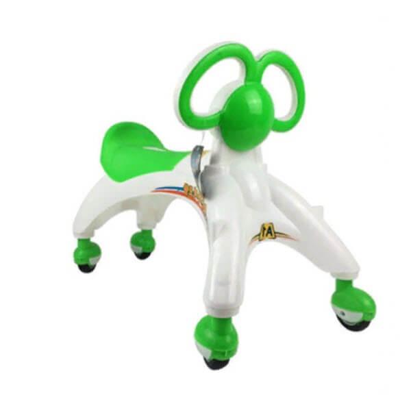 Беговел-каталка для малышей (Цвет: Зелёный)