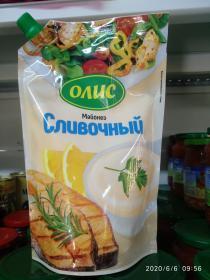 """Майонез """"Сливочный"""""""
