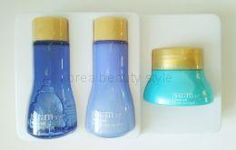 Набор миниатюр Su:m37 Water Full 3 Special Gift Set -  набор миниатюр из 3 средств увлажняющей линии ферментированной  косметики  Su:m 37