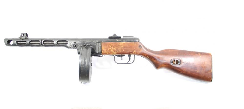 Карабин  охотничий ППШ