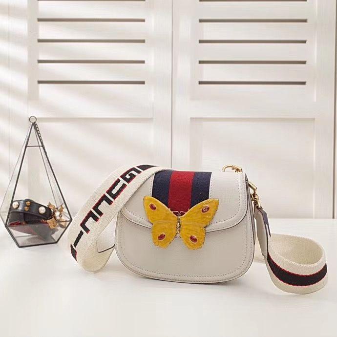 Gucci Totem Small Shoulder Bag 20 cm