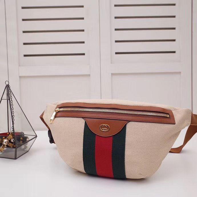 Поясная сумка Gucci GG Vintage 38 cm