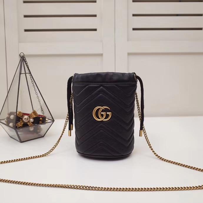 Gucci Marmont GG 19 cm