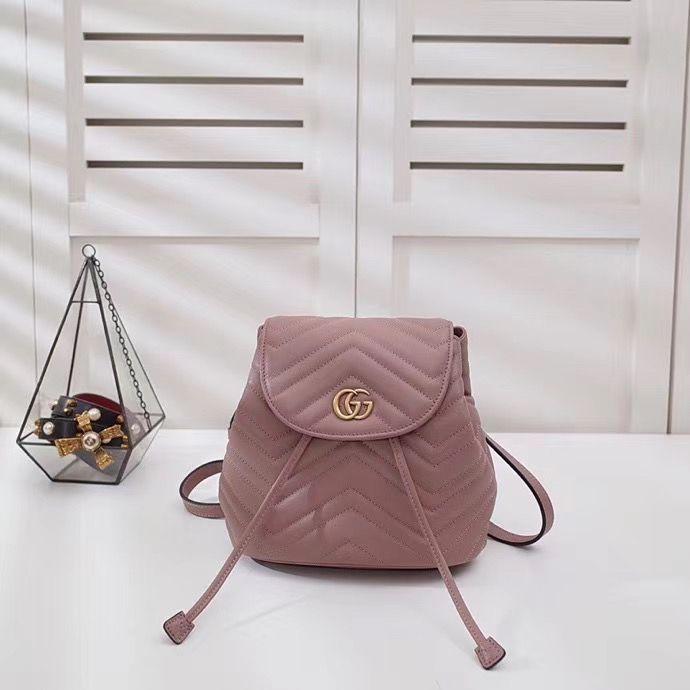 Рюкзак Gucci Marmont GG mini 21 cm