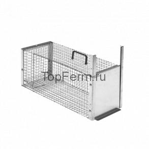 Клетка-живоловка. Один вход, 82.5 см
