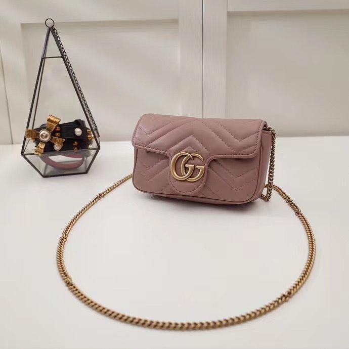 Gucci Marmont GG Super mini 17 cm