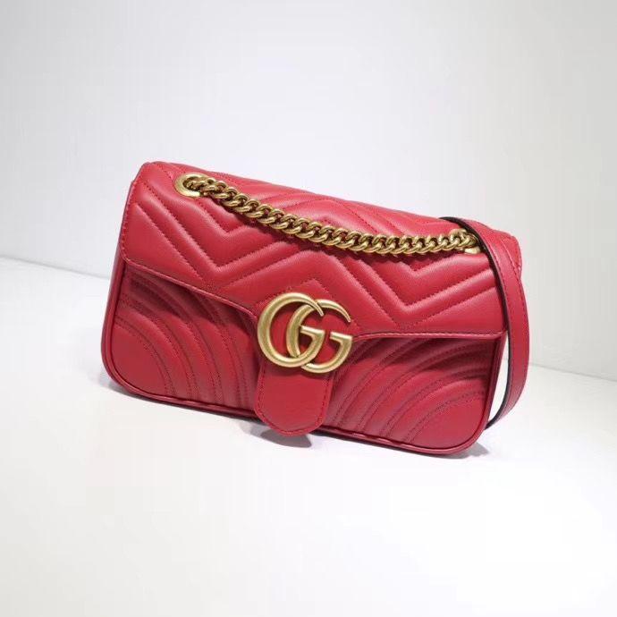 Gucci Marmont GG 26 cm