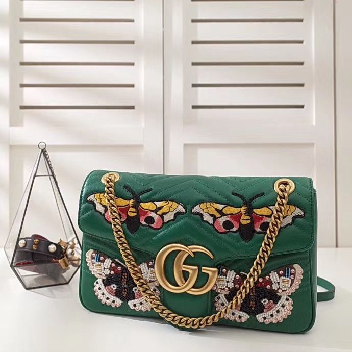Gucci Marmont GG 31 cm