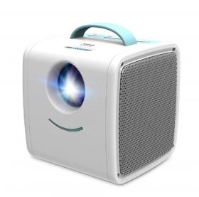 Карманный проектор Kid's Story Q2 Mini (голубой)