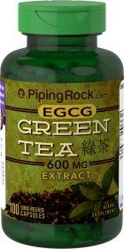 Green Tee Extract (с содержанием       EGCg )                    600/мг100 к