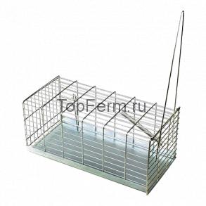 Мышеловка / Крысоловка. Клетка LUX 30 см