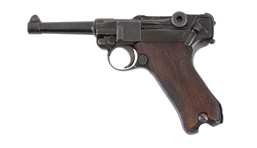 Пистолет Люгера (Парабеллум)