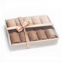 Шоколадно-ореховые батончики ассорти