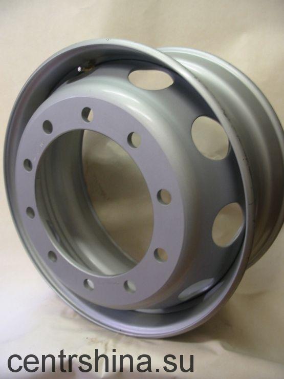 9.00х22,5/10х335/281/175 усиленный (18мм) диск колесный