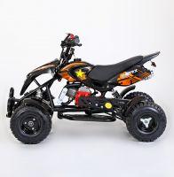 MOTAX H4 Mini 49 сс Квадроцикл бензиновый вид 2