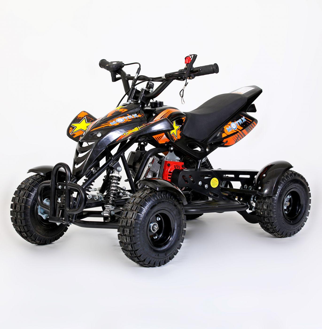 MOTAX H4 Mini 49 сс Квадроцикл бензиновый