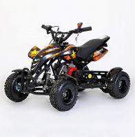 MOTAX H4 Mini 49 сс Квадроцикл бензиновый вид 1