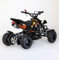 MOTAX H4 Mini 49 сс Квадроцикл бензиновый вид 4