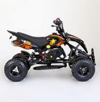 MOTAX H4 Mini 49 сс Квадроцикл бензиновый вид 5