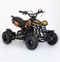 MOTAX H4 Mini 49 сс Квадроцикл бензиновый вид 6
