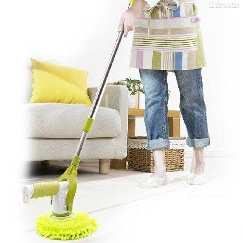 Швабра с 6-ю насадками House Hold Electric Cleaner K-108L