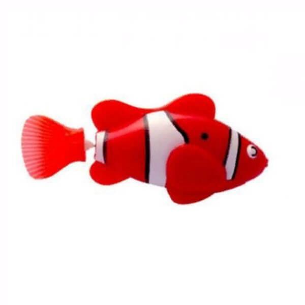 Роборыбка Robofish Клоун интерактивная игрушка (Цвет: Красный)