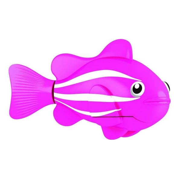 Роборыбка Robofish Клоун интерактивная игрушка (Цвет: Розовый)