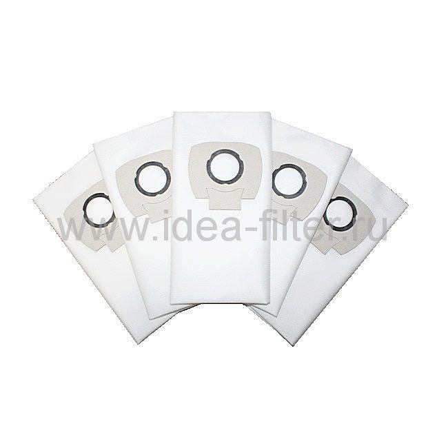 IDEA A-03 мешок для пылесоса HITACHI - 5 штук (36 L)