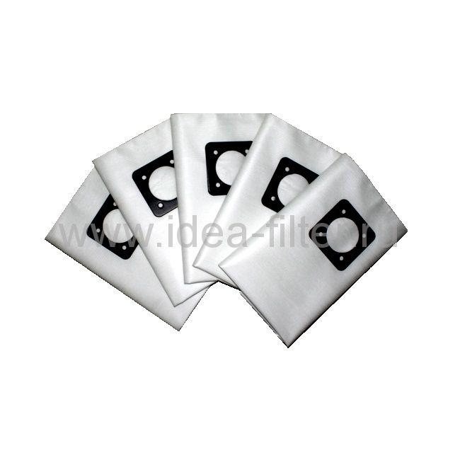 IDEA A-19 мешок для пылесоса MAKITA 445X - 5 штук (65 L) синтетические