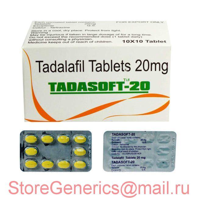 Tadasoft 20 mg