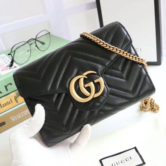 Кошелёк Gucci Marmont GG 20 cm