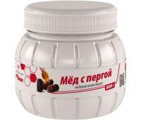 Мед с пергой (300 гр)