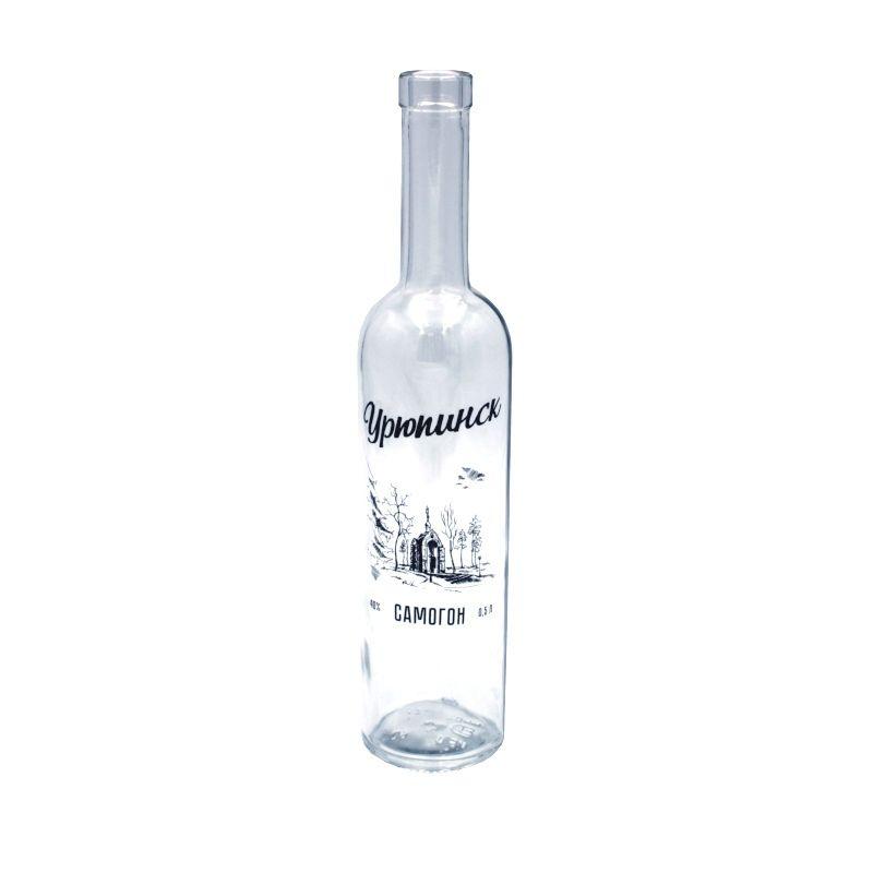 """Бутылка сувенирная """"Урюпинские мотивы"""""""