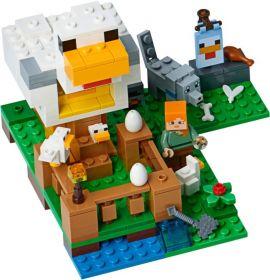 21140 Лего Курятник