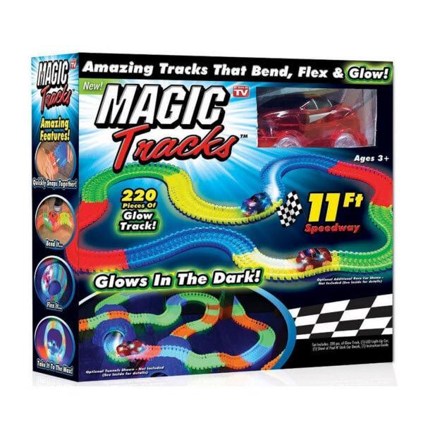 Волшебный трек Magic Tracks (220 Деталей)