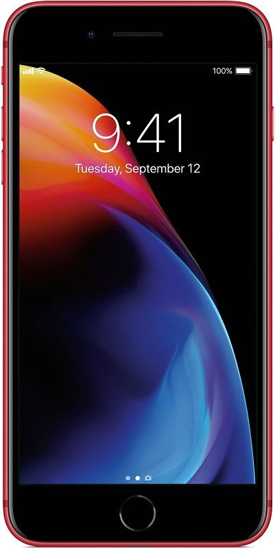 iPhone 8 Plus 64GB PRODUCT RED