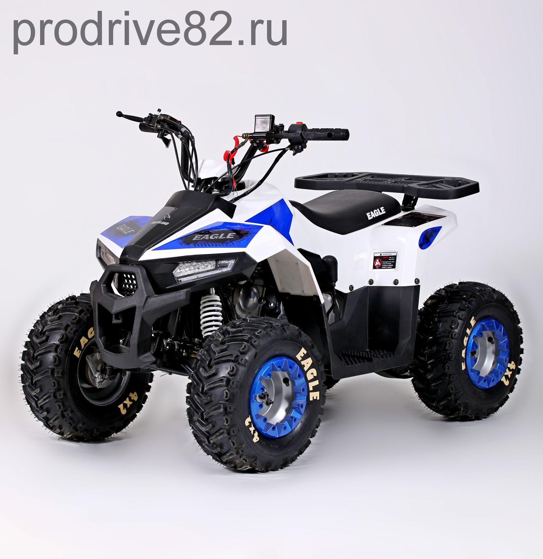 Motoland Eagle 110 сс Квадроцикл бензиновый