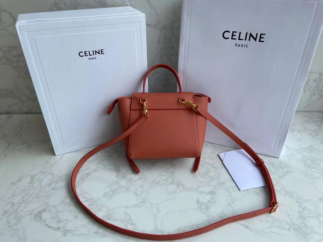 Celine Belt Mini 27 cm