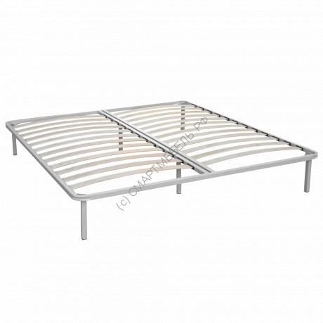 Основание кровати 140 x 200 см. Цельносварное