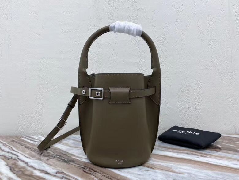 Celine Big Bag Nano Bucket 16 cm