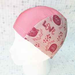 Котики Текстильная шапочка для плавания