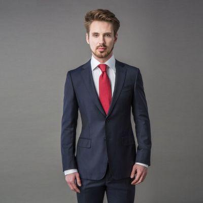 Брендовый мужской костюм Albione
