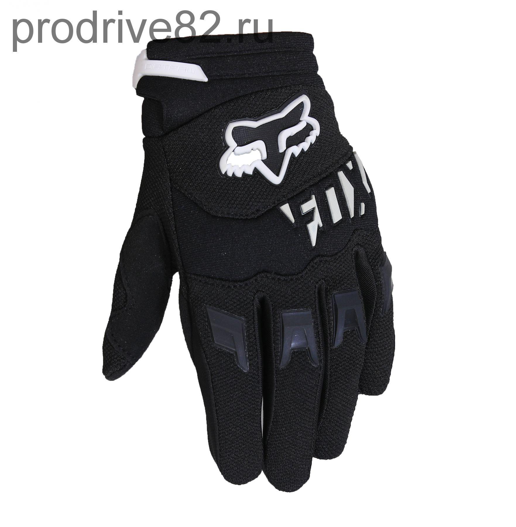 Перчатки детские Fox Dirtpaw Black