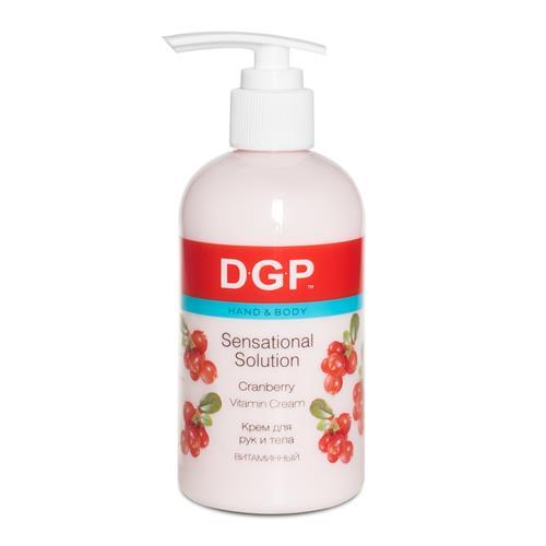 DGP SENSATION Solution крем для рук и тела 260 мл Витаминный