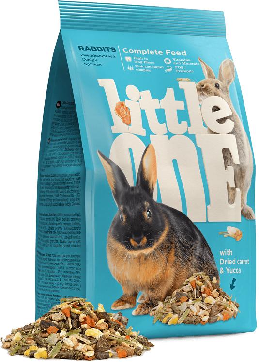Корм Little One для кроликов 400гр