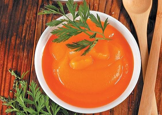 Морковное пюре купить