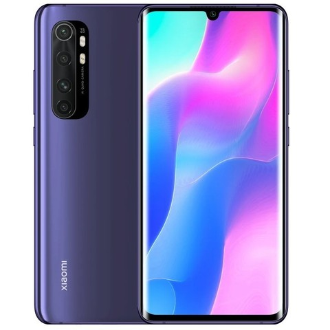 Xiaomi Mi Note 10 Lite 6/64Gb Nebula Purple