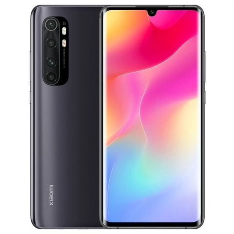 Xiaomi Mi Note 10 Lite 6/64Gb Midnight Black